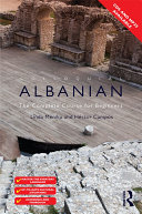 Colloquial Albanian  eBook And MP3 Pack