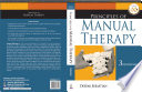 Principles of Manual Therapy Book