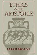Ethics with Aristotle