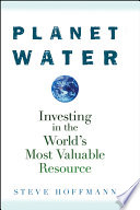 Planet Water Book