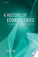 A History of Econometrics