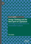 Design Thinking and the New Spirit of Capitalism