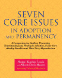 Seven Core Issues in Adoption and Permanency Pdf/ePub eBook