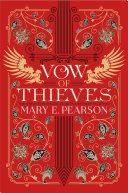 Pdf Vow of Thieves