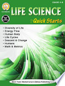 Life Science Quick Starts  Grades 4   9