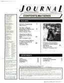 CAHPER ACSEPL Journal