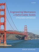 Engineering Mechanics of Deformable Solids