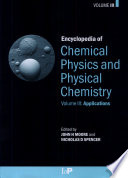 Encyclopedia of Chemical Physics and Physical Chemistry  Applications Book