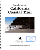 Completing the California Coastal Trail