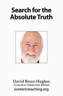 Search for the Absolute Truth