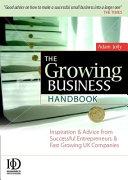 The Growing Business Handbook Book