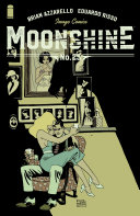 Moonshine #25 Book