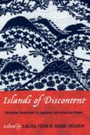 Pdf Islands of Discontent