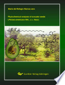 Phytochemical Analysis Of Avocado Seeds Persea Americana Mill C V Hass