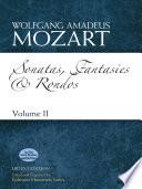Sonatas  Fantasies and Rondos Urtext Edition