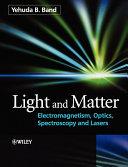 Light and Matter