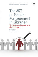 The Art of People Management in Libraries [Pdf/ePub] eBook