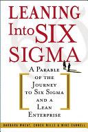 Leaning Into Six Sigma Pdf/ePub eBook