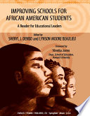 Improving Schools For African American Students
