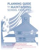 Planning guide for maintaining school facilities Pdf/ePub eBook