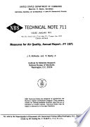NBS Technical Note