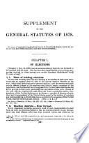 Supplement 1879 1888 With Annotations And General Index To Both Volumes Book PDF