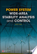 Power System Wide area Stability Analysis and Control
