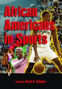 African Americans in Sports Pdf/ePub eBook