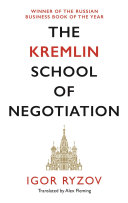 The Kremlin School of Negotiation Pdf/ePub eBook