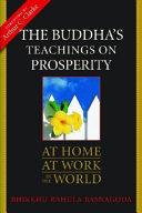 The Buddha's Teachings on Prosperity