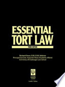 Essential Tort Law