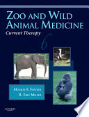 Zoo and Wild Animal Medicine Book