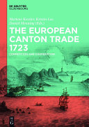 The European Canton Trade 1723