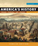 America's History: Concise Edition