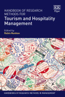 Handbook of Research Methods for Tourism and Hospitality Management