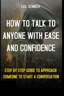 How To Talk To Anyone With Ease And Confidence Book PDF
