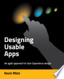 Designing Usable Apps Book