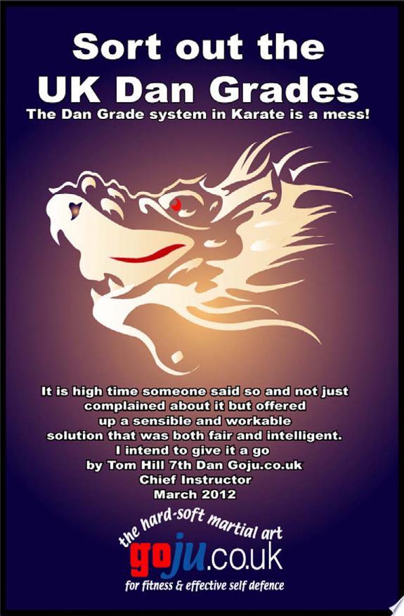 Sort Out the UK Dan Grades