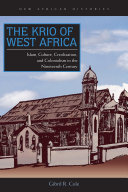 The Krio of West Africa: Islam, Culture, Creolization, and ... - Seite ii