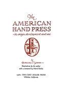 The American Hand Press