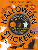 Let s Decorate Halloween Stickers Book PDF