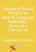 Narrative-based Practice in Speech-language Pathology