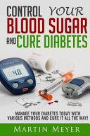 Blood Sugar Solution and Cure Diabetes Pdf/ePub eBook