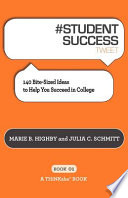 Student Success Tweet Book01 Book PDF