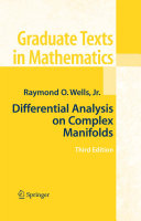 Differential Analysis on Complex Manifolds