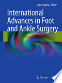 International Advances In Foot And Ankle Surgery Book PDF