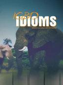 IGBO IDIOMS