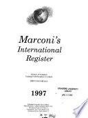 Marconi's International Register