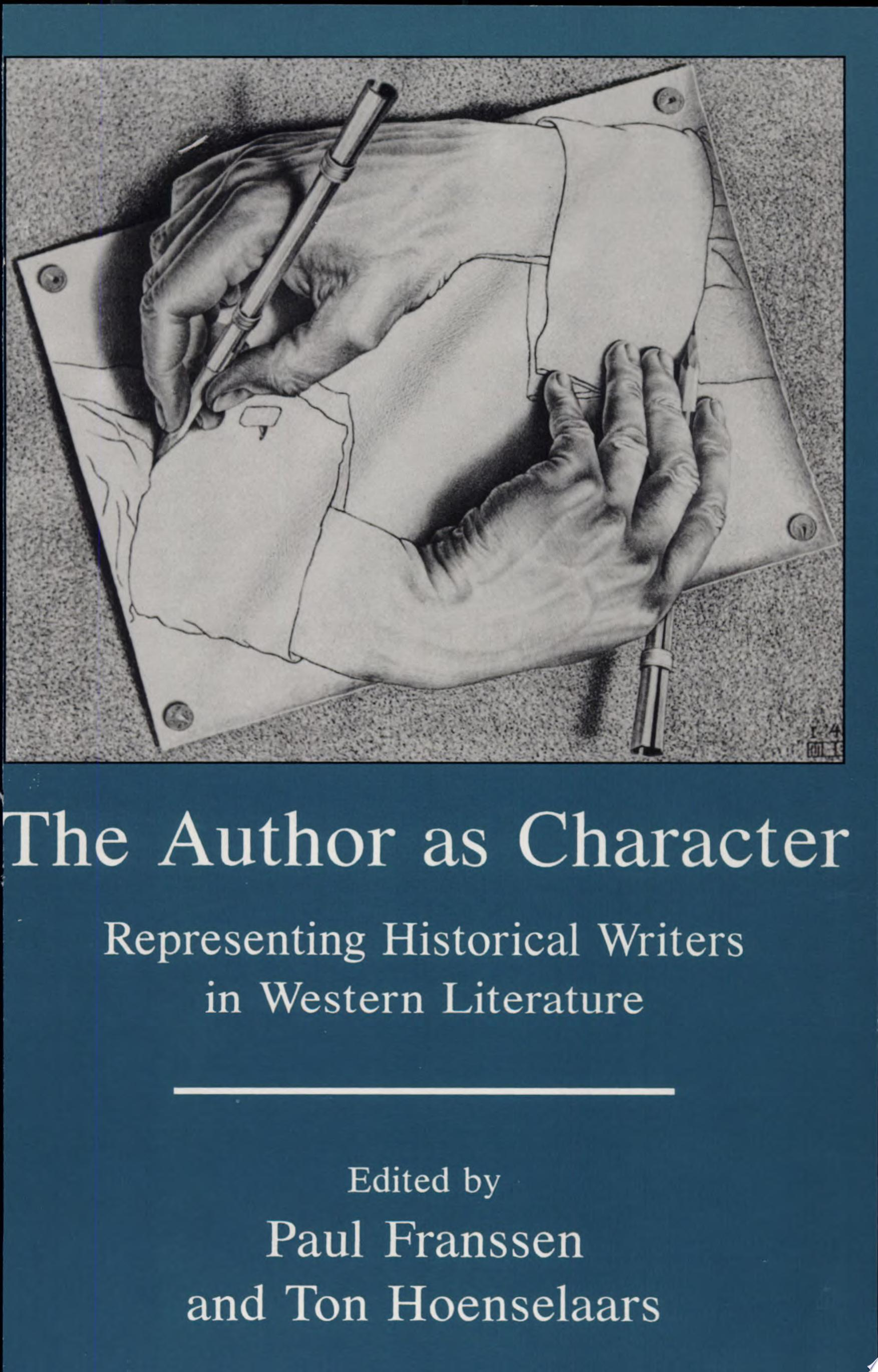 The Author as Character
