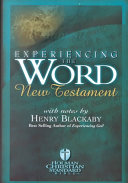 Experiencing the Word